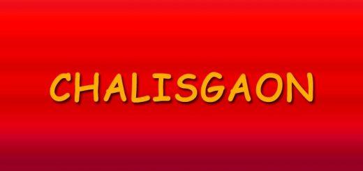 Chalisgaon Name